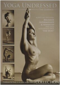 Nackt Yoga DVD Serie - Yoga Undressed