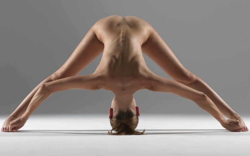 Nackt Yoga - Jetzt mitmachen