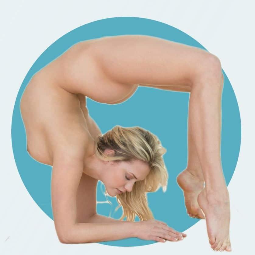 Nackt Yoga Club