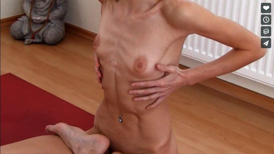 Nackt Yoga Video: Energieübung Tao Yoga