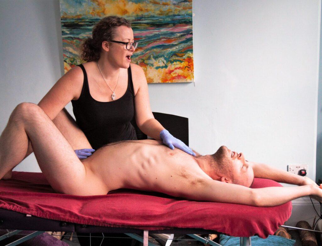 Sexological Bodywork: Erotische Massage Tanzen