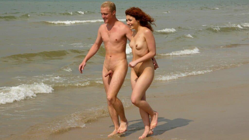 Nackt sein - Der Weg zu einem stärkeren Körperbild und einem höheren Selbstwertgefühl.