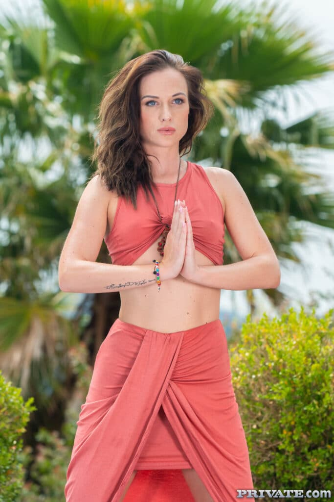 Sensual Yoga Retreat