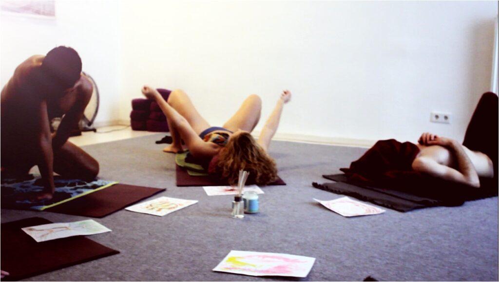 Beschreibung des Orgasmus Yoga Kursus