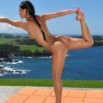 Musst du beweglich sein, um Nackt-Yoga zu machen?