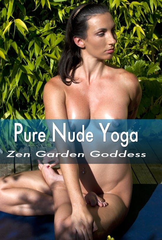 Pure Nude Yoga - Zen Garden Goddes Video