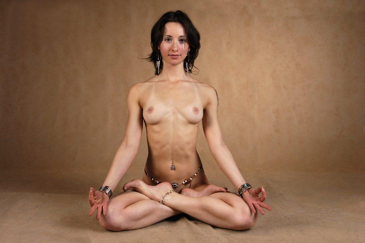 Nackt Meditation - Meditierst du nackt?